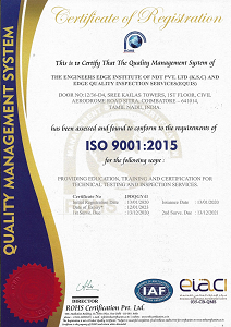 ISO-9001:2015 Certified